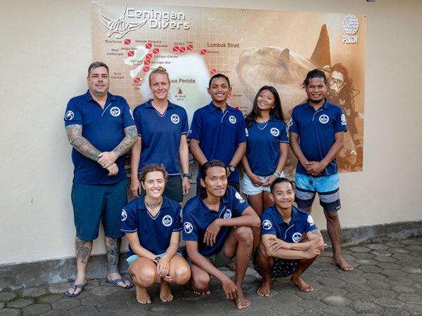 ceningan-divers-team