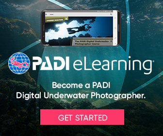PADI Digital Underwater Photography